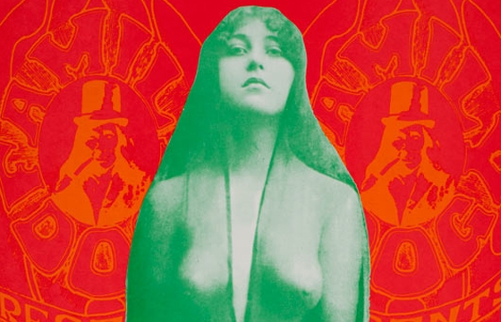 Psychedelic 1960s: The Poster Art of Alton Kelley