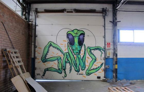 Sawe x Praying Mantis