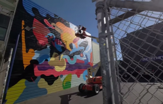 Converse Wall to Wall: Victor Reyes in San Francisco