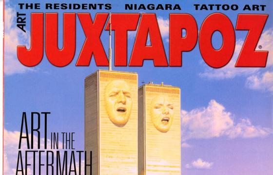 9/11 10 Years On: Juxtapoz #38