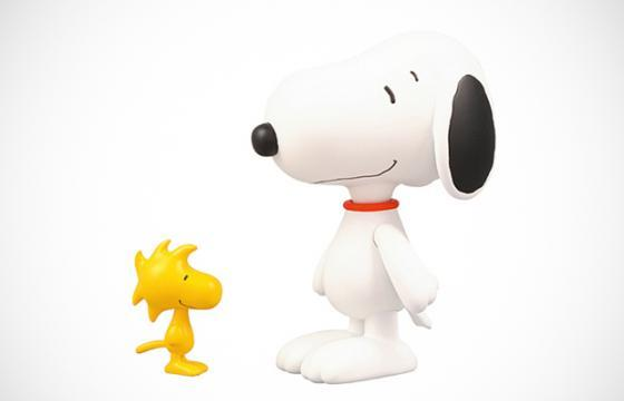 Medicom Toy x Peanuts Vinyl Toy Collection 2011