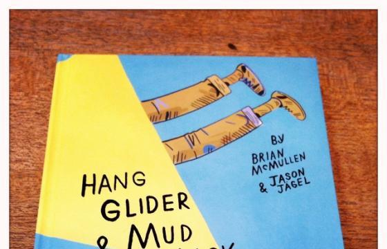 "Preview: Jason Jagel & Brian McMullen ""Hang Glider & Mud Mask"""