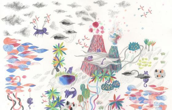 Imaginary Maps by Marie Gosselin
