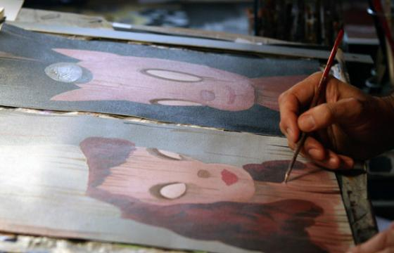Interview:  Gary Baseman