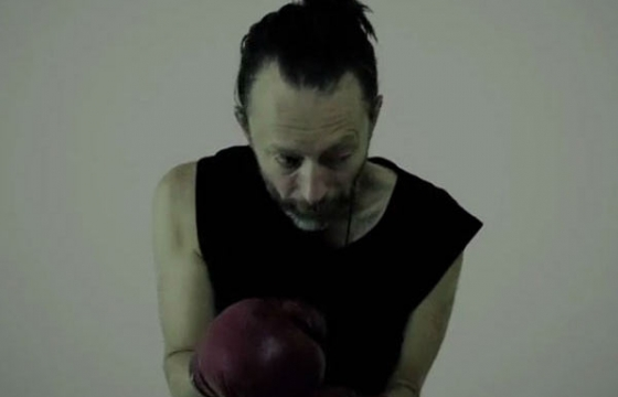 "Music Video: Thom Yorke ""A Brain In A Bottle"""