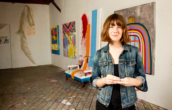 In the Magazine: Sarah Cain