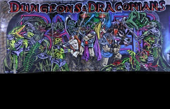 Dungeons and Draconians by Baer