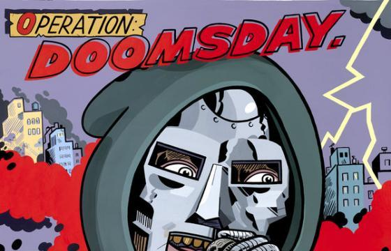 Jason Jagel for MF Doom's OPERATION: DOOMSDAY Deluxe Reissue