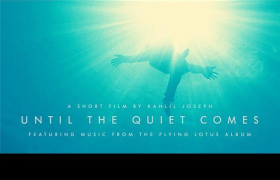 "Flying Lotus ""Until The Quiet Comes"" Short Film"