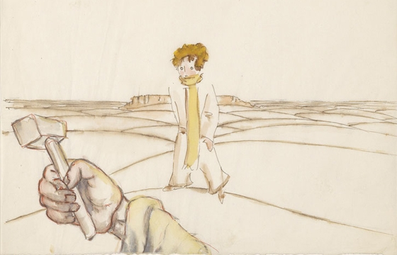 """The Little Prince: A New York Story"" @ The Morgan Library & Museum, NYC"