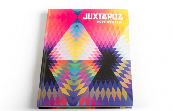 "Now In Our Webshop: ""Juxtapoz Psychedelic"" Book"