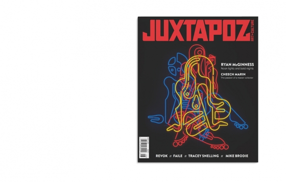 Issue Preview: June 2015 with Ryan McGinness