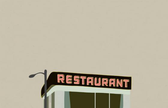 Seinfood: Illustrations Inspired by Seinfeld Food by Rinee Shah