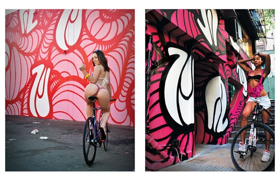 "INSA's ""Girls on Bikes"""