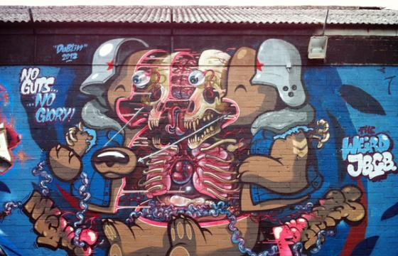 Flying Fortress x Nychos