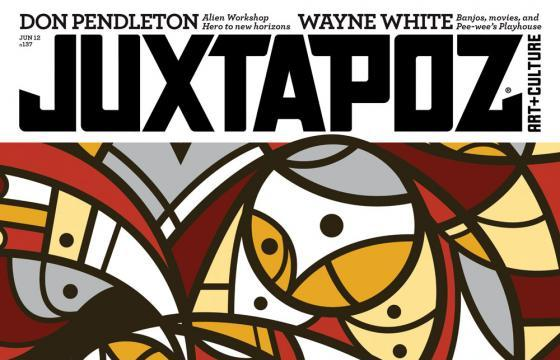 Preview: June 2012 Issue featuring Don Pendleton, Wayne White, and Kevin Cyr