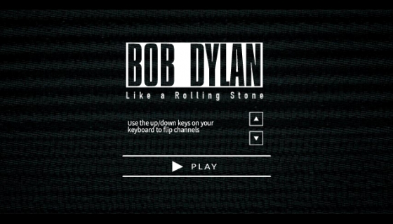 Bob Dylan's Interactive