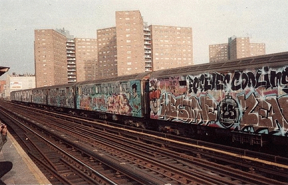 Classic New York Subway photo collection
