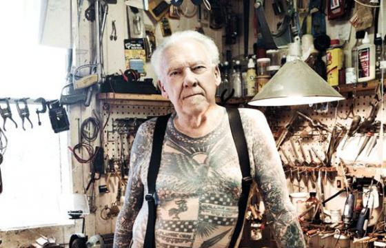 Lyle Tuttle Tattoo Interview