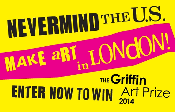 ColArt Americas and Juxtapoz Present the Griffin Art Prize USA 2014