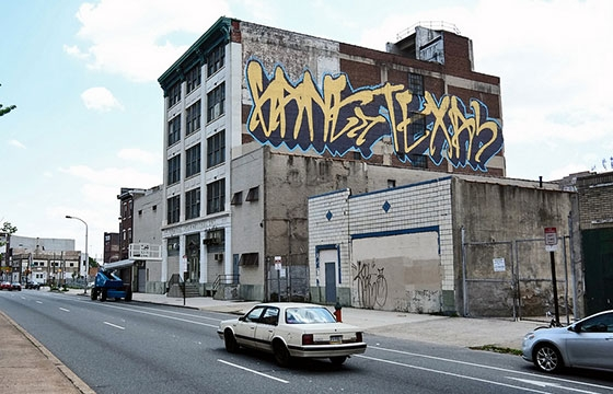 Gane x Texas Roller in Philly