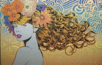 "Chuck Sperry ""Muses"" @ Spoke Art, SF"