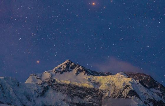 Annapurna Time-lapse by Aleks Kocev