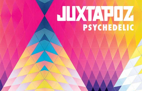 'Juxtapoz Psychedelic' Book Release and Exhibition