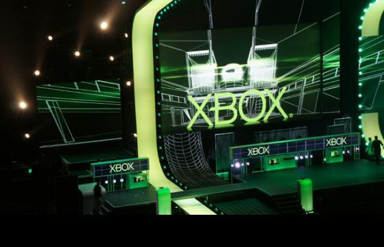 Juxtapoz @ E3: Microsoft Press Conference