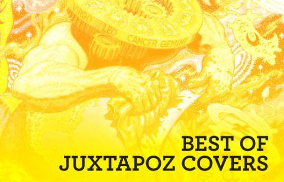 The Top 25 Juxtapoz Covers of All-Time (According to Us)