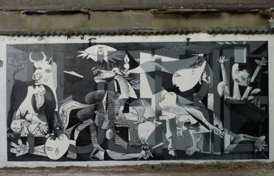 Guernica by Tuerie