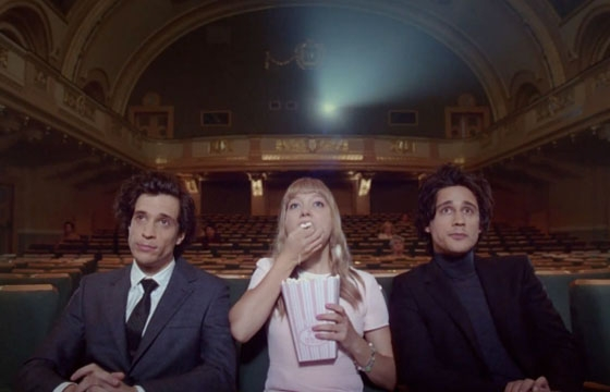 Wes Anderson & Roman Coppola for Prada, Part 1