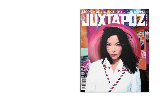 Issue Preview: April 2015 with Björk