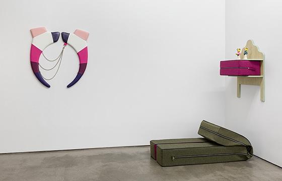 Shore Leave: Trish Tillman @ Asya Geisberg Gallery
