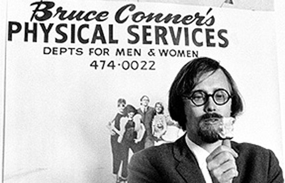 MOCATV's Bruce Conner Documentary