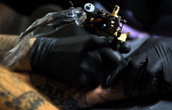 Slow Motion Tattoos