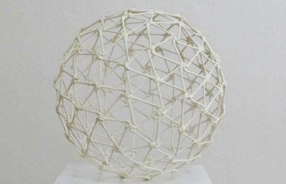 Skeletal Sculptures by Monika Horčicová