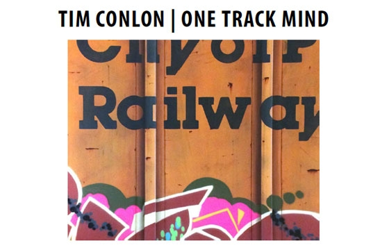 "Interview: Tim Conlon's ""One Track Mind"""