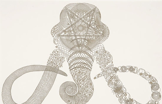 Hunter Stabler's Intricate Cut-outs