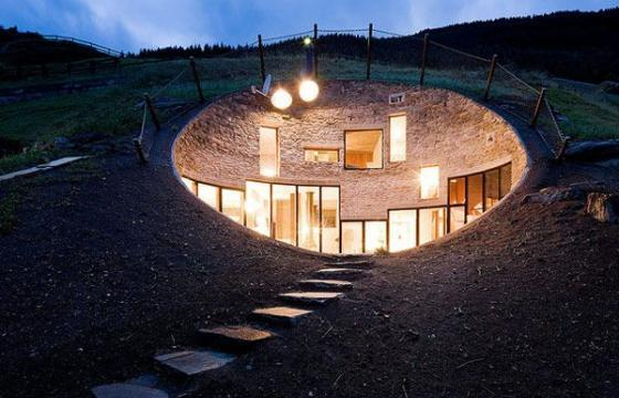 Living Underground in Switzerland