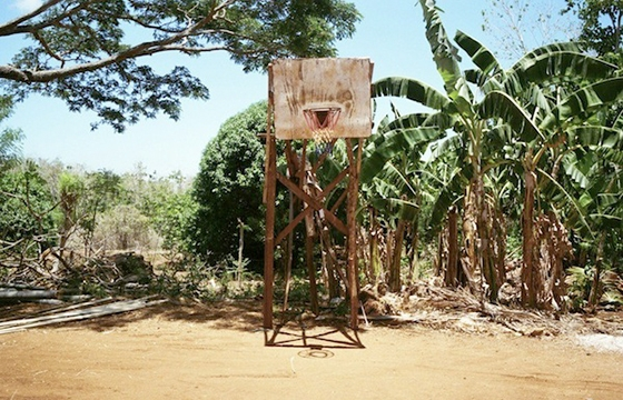 """Lost Hoops"" by Adrian Skenderovic"