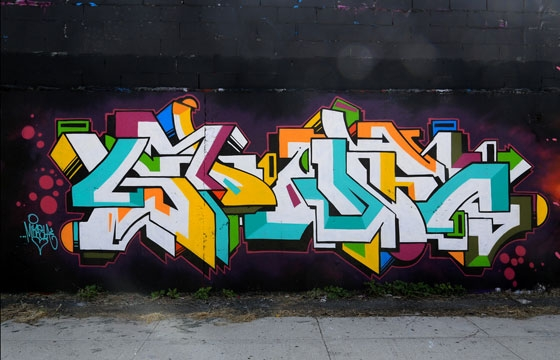 New piece by SpOne