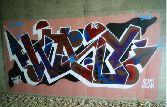 New work from Waly