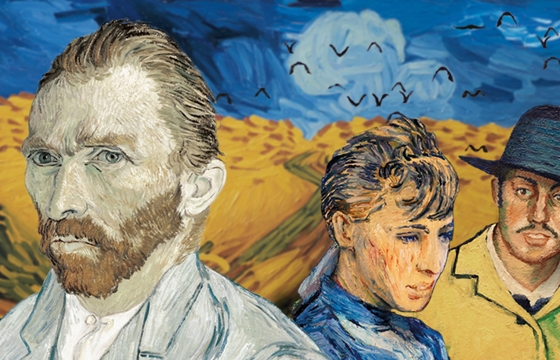 """Loving Vincent,"" The 1st Feature-Length Painted Animation"