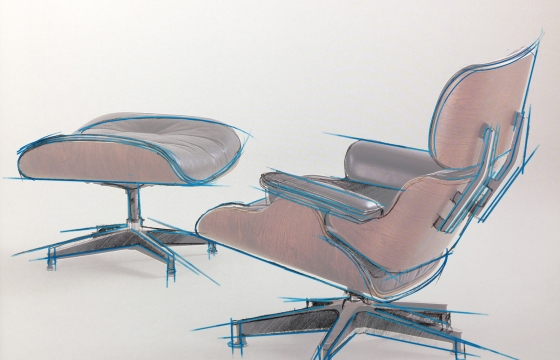 Why the Eames Lounge?