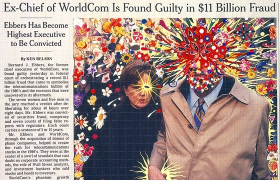 The Work of Fred Tomaselli