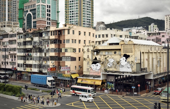 Converse Wall to Wall Hong Kong: Alex Hornest