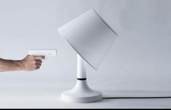 The Bang! Light Lets You Kill the Light, Literally