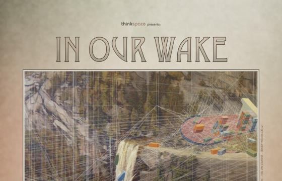 """In Our Wake"" and Anthony Clarkson at Thinkspace"