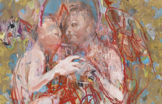 Paintings by Antony Micallef